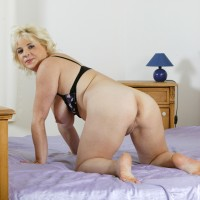Karen - I'm a bored mature housewife with curves in all the right places. I'm blonde and bubbly who loves to have fun. Cross dressers are especially welcome to my boudoir. Come on, call Karen I dare you.
