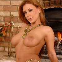 Scarlett - Hi there my name is Scarlett, I'm 22 years old and I have olive skin, I'm a brunette with wavy waist length hair, I've got big brown eyes and very full lips.