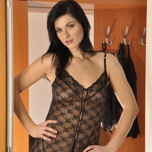 "Aries - Hi, my name is Aries.  I am 35 years old, 5 FT 9"" with dark hair and dark eyes and 34 D and the biggest dark brown nipples you have ever seen,"